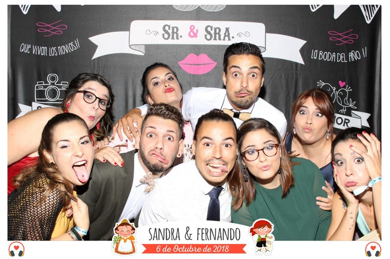 Portada_Sandra y Fernando 06102018 MrFotomaton