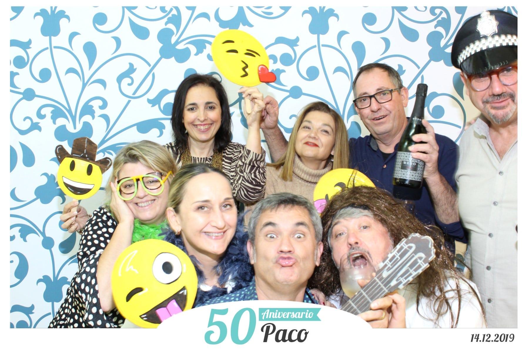 50 Aniversario Paco 14122019 MrFotomaton (2)-min