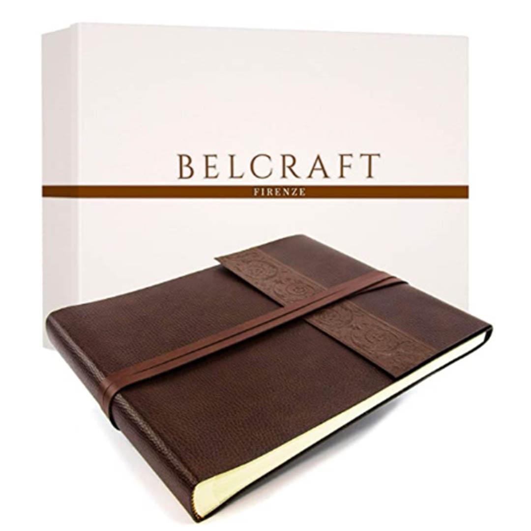 Belcraft-Liveri-Album-de-Fotos-A4-25x32-cm-Marron-dos