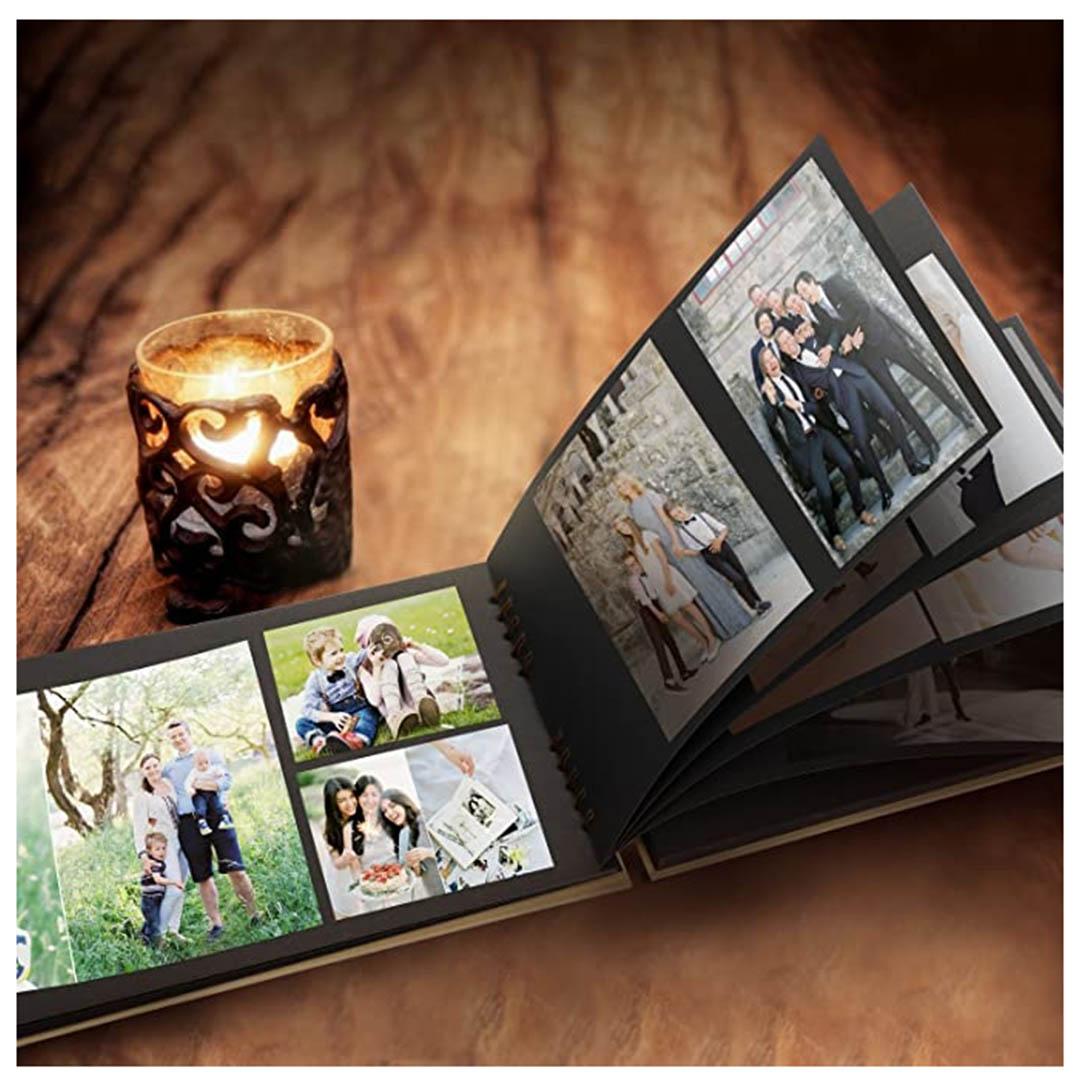 Koooper-Libro-Aventuras-up-album-de-Fotos-DIY-Album-up-Tijeras-Pegatinas-interior
