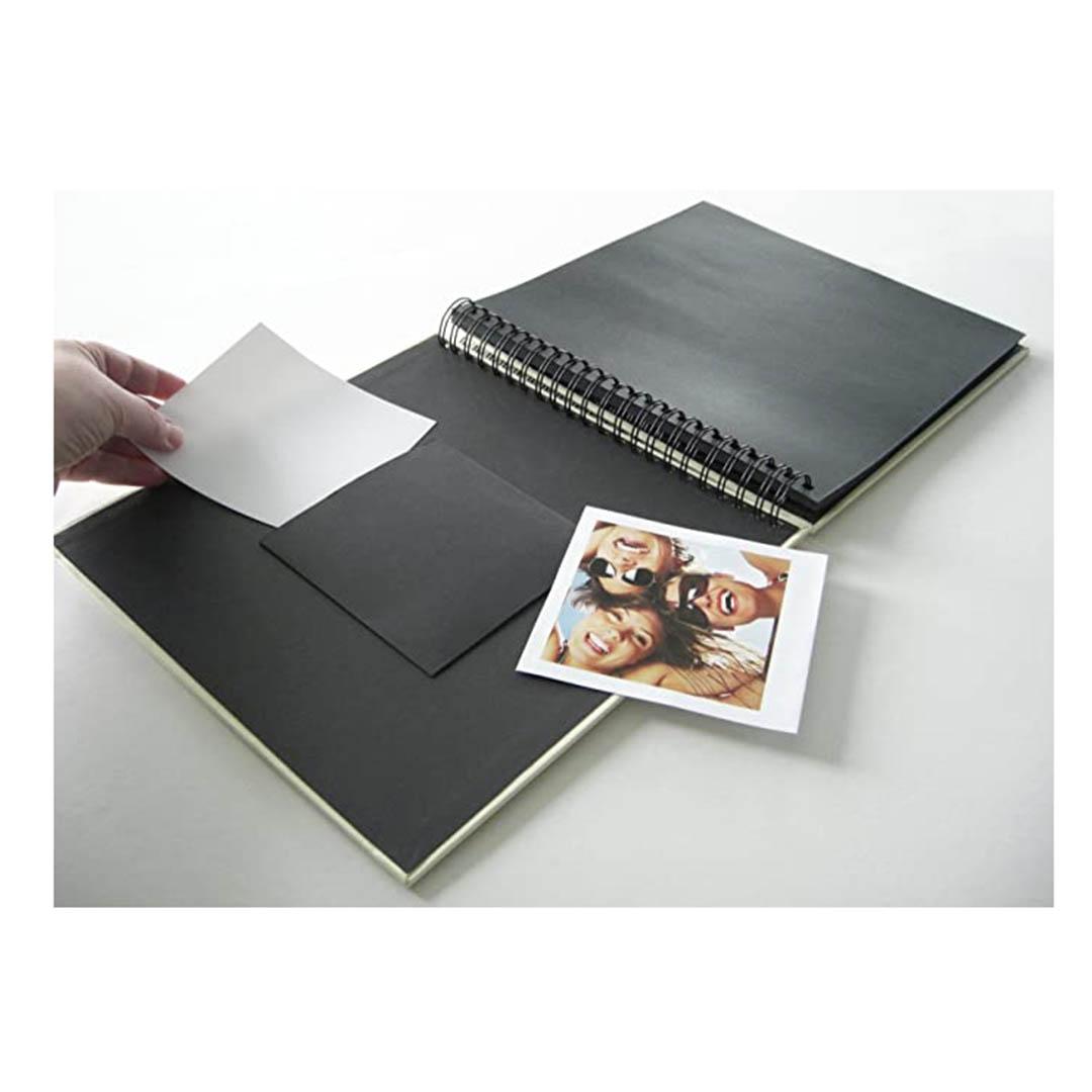 Walther-Fun-Album-De-Fotos-FA-208-L-30x30-cm-100-Paginas-Blancas-interior