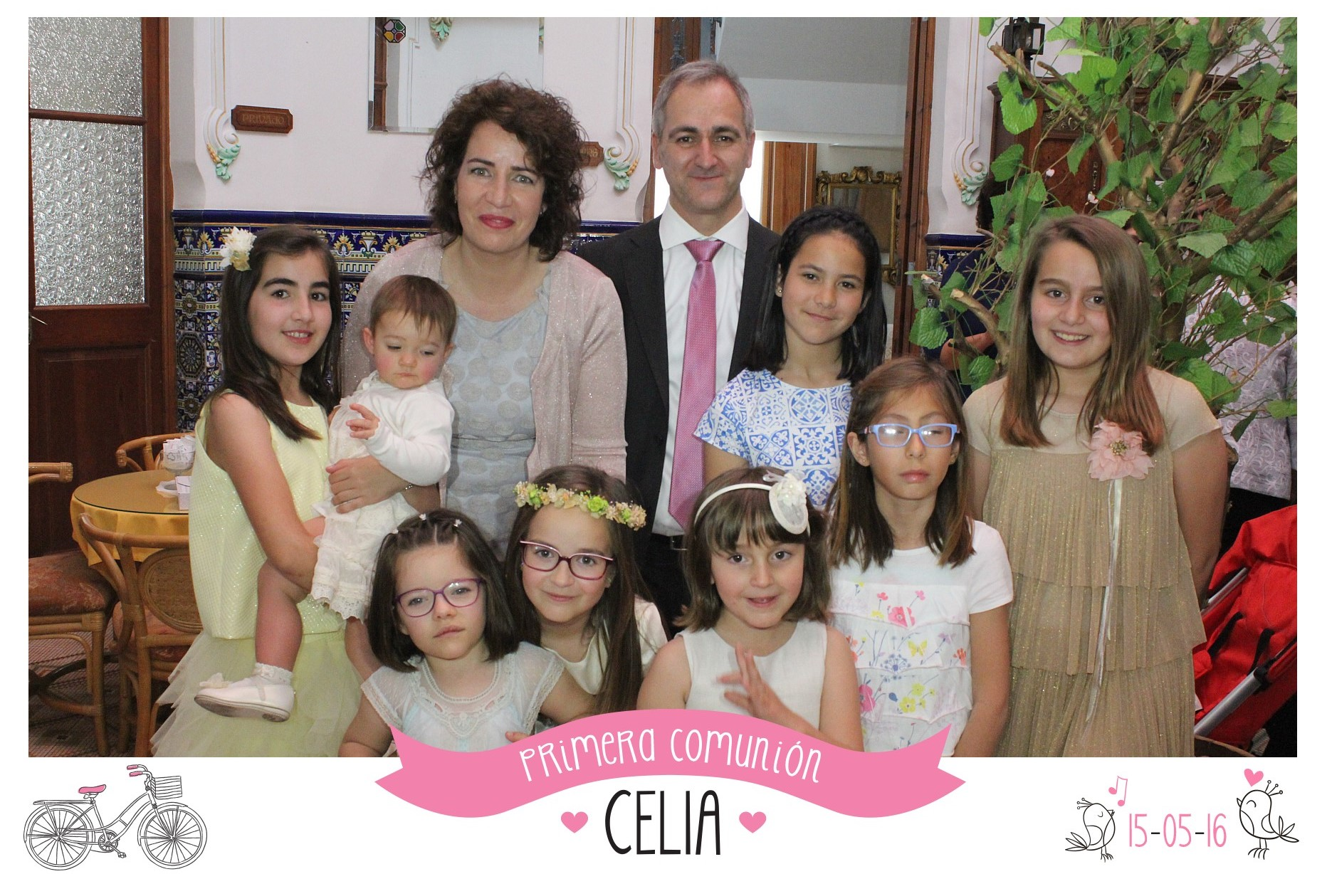 Comunion Celia 15052016 MrFotomaton